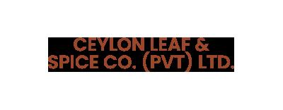 Ceylon Leaf & Spice Co. (Pvt) Ltd. - Sri Lanka Logo