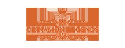 Cinnamon Legends - Sri Lanka Logo