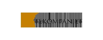 Tekompaniet - Sweden Logo