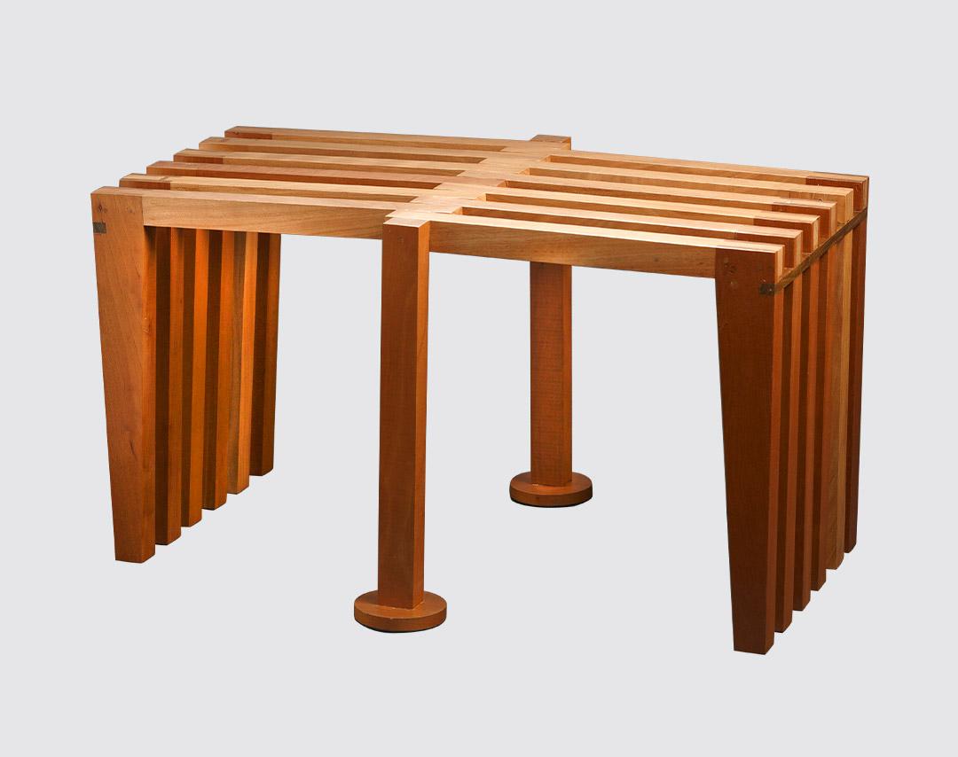 Okume Wood Foldable Chair