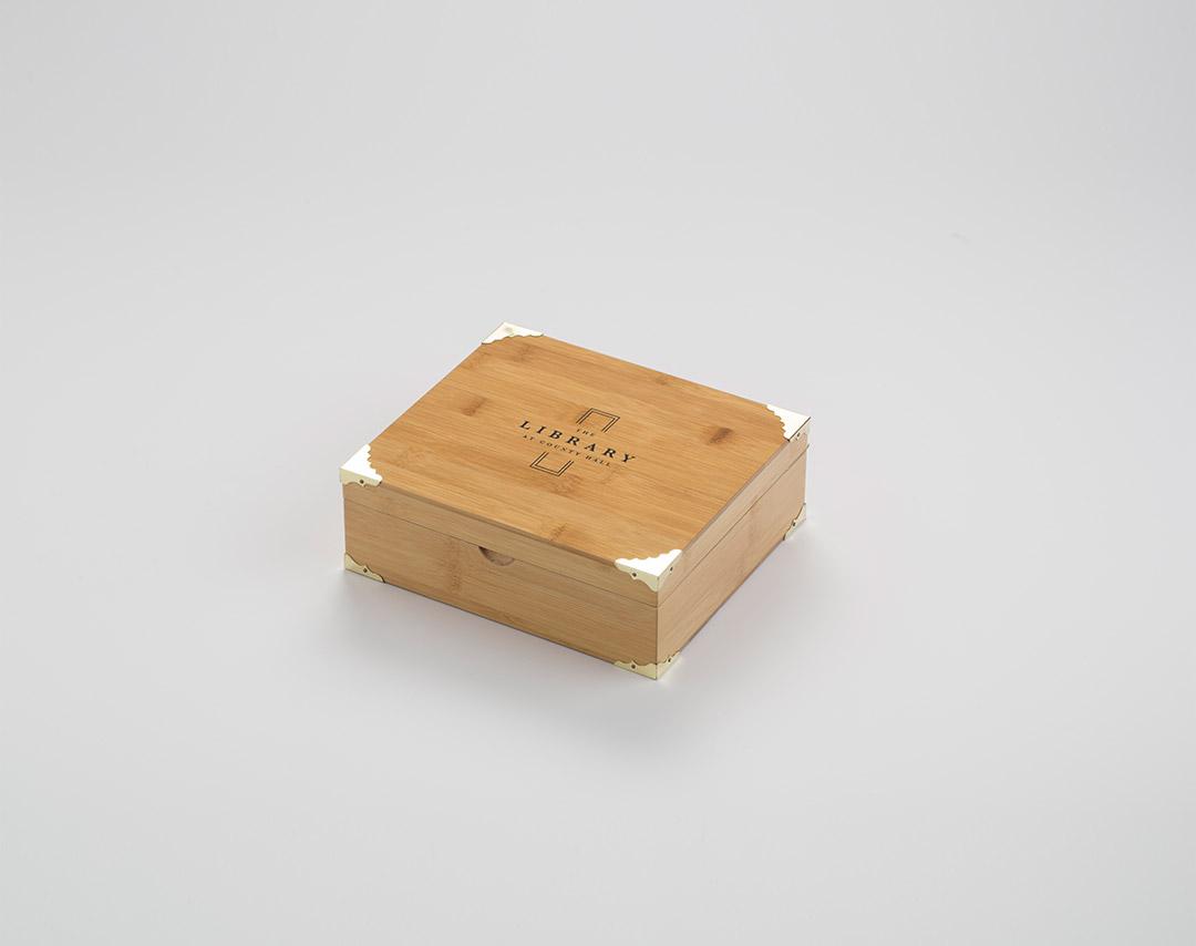 Bamboo Tea Chest Gift  Presenter